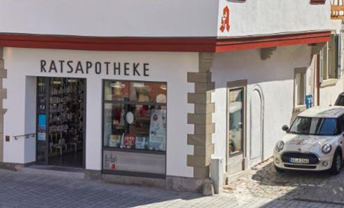 Rats-Apotheke Ochsenfurt Service
