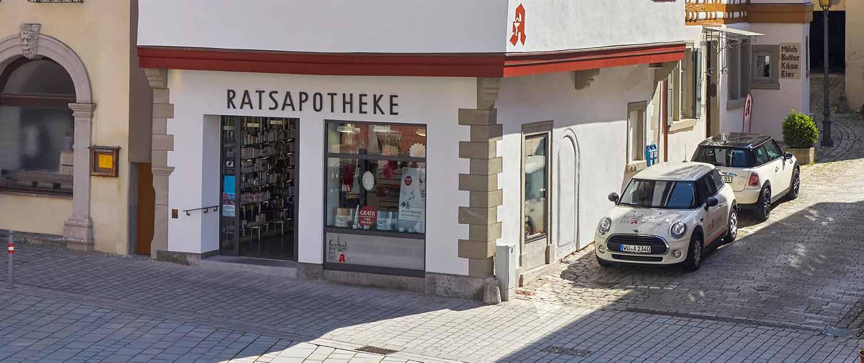 Rats-Apotheke Ochsenfurt - Aktuelles
