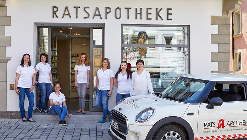Rats-Apotheke Ochsenfurt