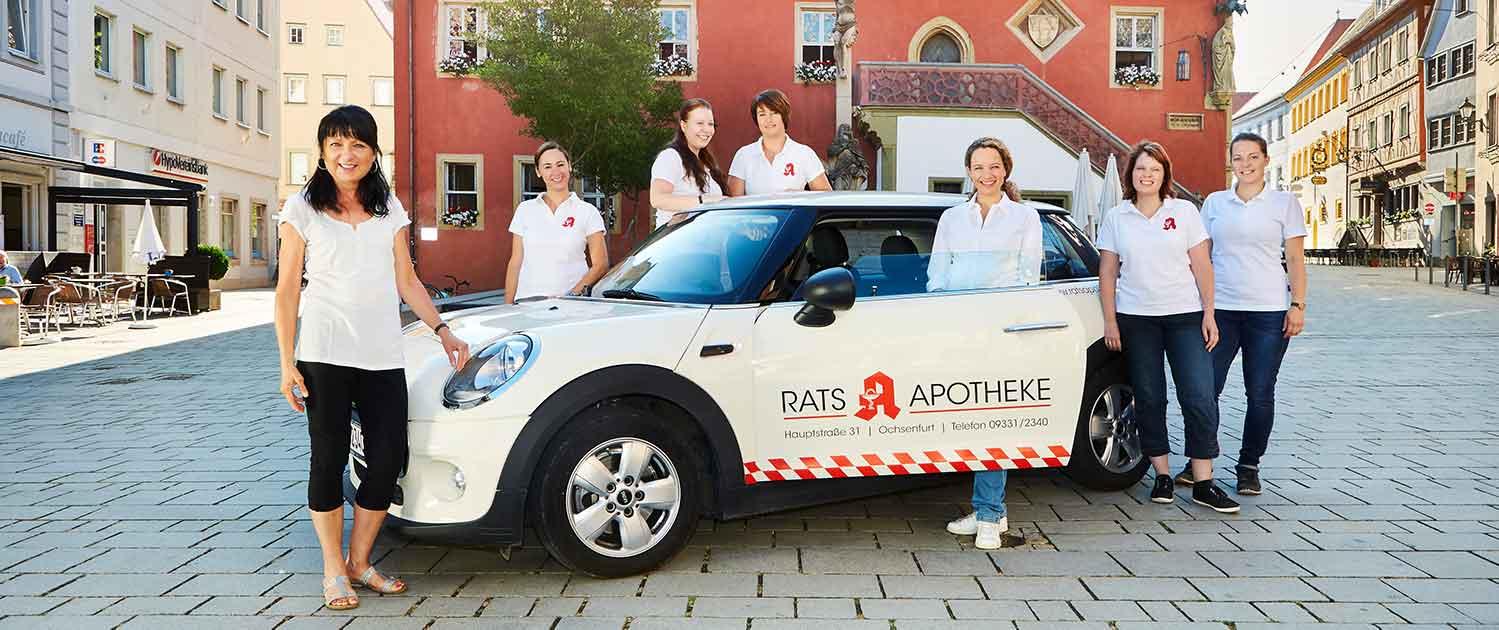 Rats-Apotheke Ochsenfurt - Wie über uns